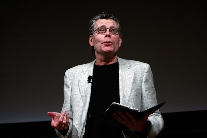 Кинг опубликовал семь романов под псевдонимом Ричард Бахман. \ Фото: gettyimages.com.