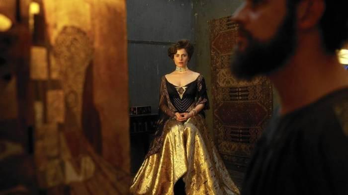 Кадр из фильма Женщина в золотом.