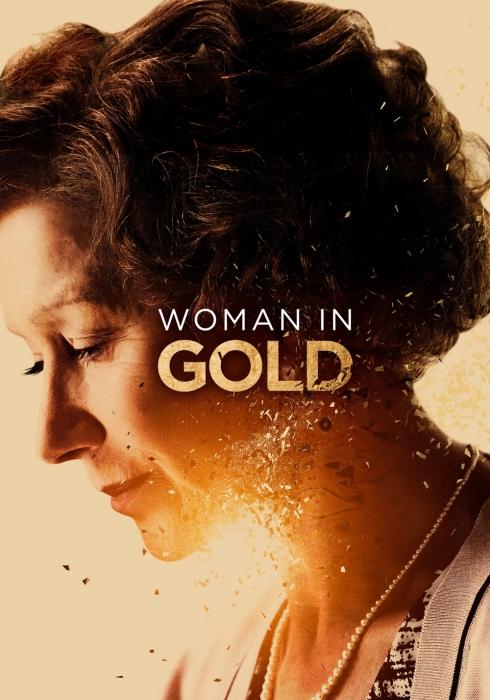 Женщина в золотом.