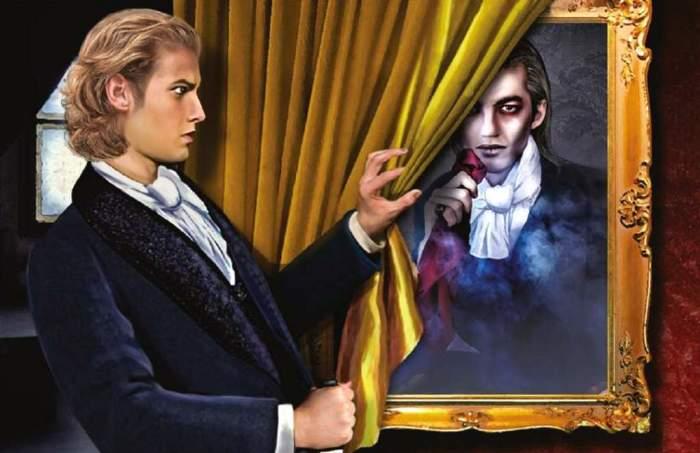 Портрет Дориана Грея. \ Фото: zvstranicy.ru.