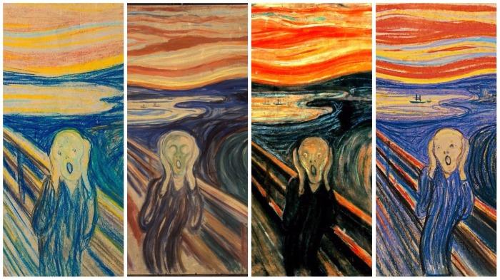 Крик. \ Фото: vk.com.
