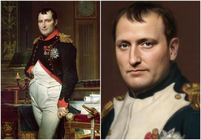Наполеон Бонапарт. \ Фото: google.com.ua.