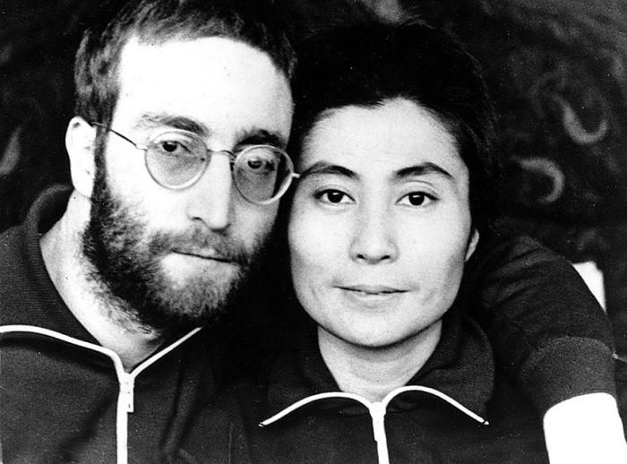 Леннон и Йоко Оно. \ Фото: crimea.kp.ru.