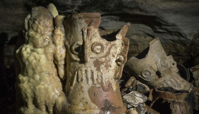 Артефакты майя, Чичен-Ица. \ Фото: google.com.