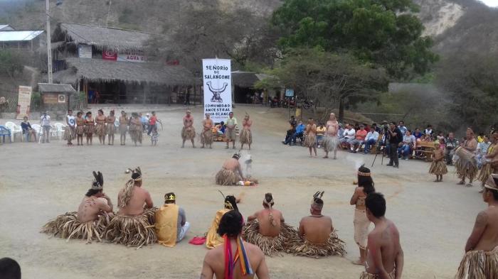 Саланго, ритуальный фестиваль Balsa Mantena. \ Фото: google.com.