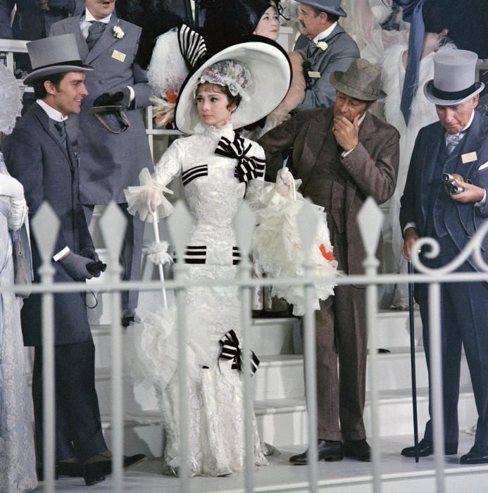 Платье Элизы Дулиттл из фильма «Моя прекрасная леди». | Фото: aol.com.