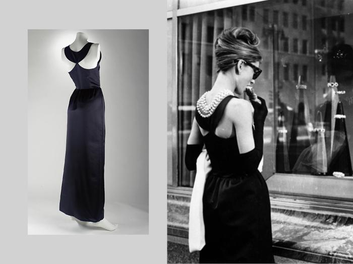 Легендарное платье Одри Хепберн из фильма «Завтрак у Тиффани». | Фото: google.com.