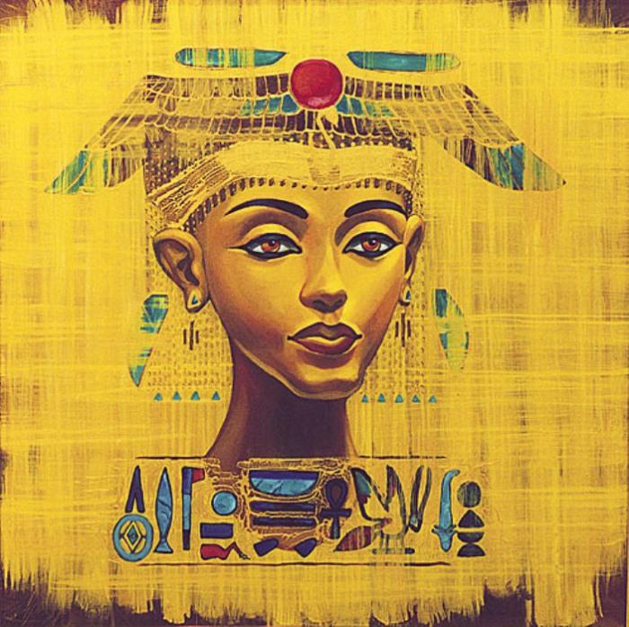 Фараон. Автор: Fattah Hallah Abdel.