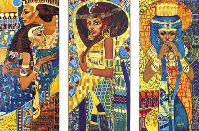 Смесь тайны и мудрости, или Египет глазами Галлы Абдель Фаттах.