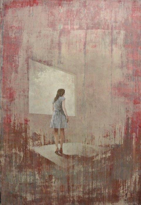 Одинокое безмолвие. Автор работ: Федерико Инфанте (Federico Infante).