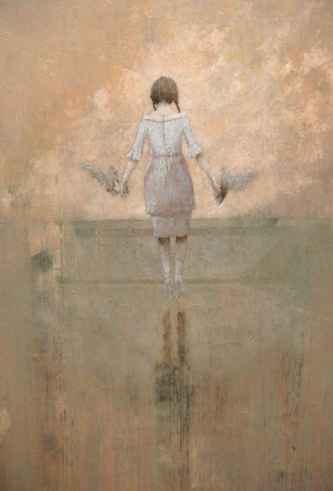 Последние надежды... Автор работ: Федерико Инфанте (Federico Infante).