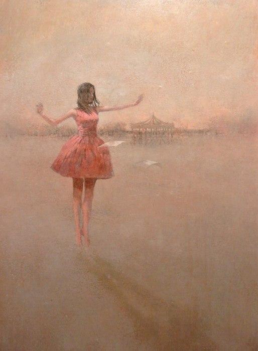 Балерина. Автор работ: Федерико Инфанте (Federico Infante).