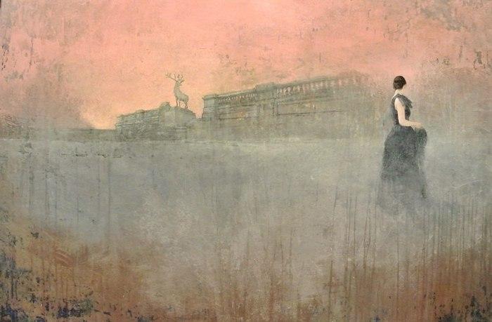 Таинственные образы в работах Федерико Инфанте (Federico Infante).