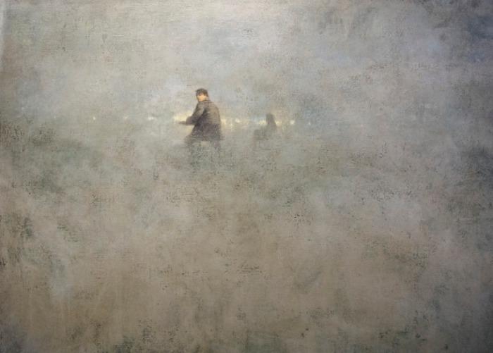 Призрачные работы Федерико Инфанте (Federico Infante).
