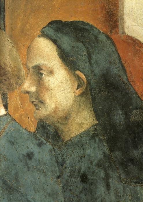 Предполагаемый портрет Филиппо Брунеллески. \ Фото: gl.wikipedia.org.