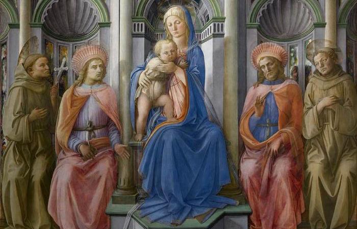Чем запомнился миру великий ловелас, который рисовал Богородицу и ангелов: Филиппо Липпи