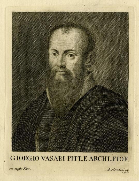 Джорджио Вазари,  1769-75 гг. \ Фото: britishmuseum.org.