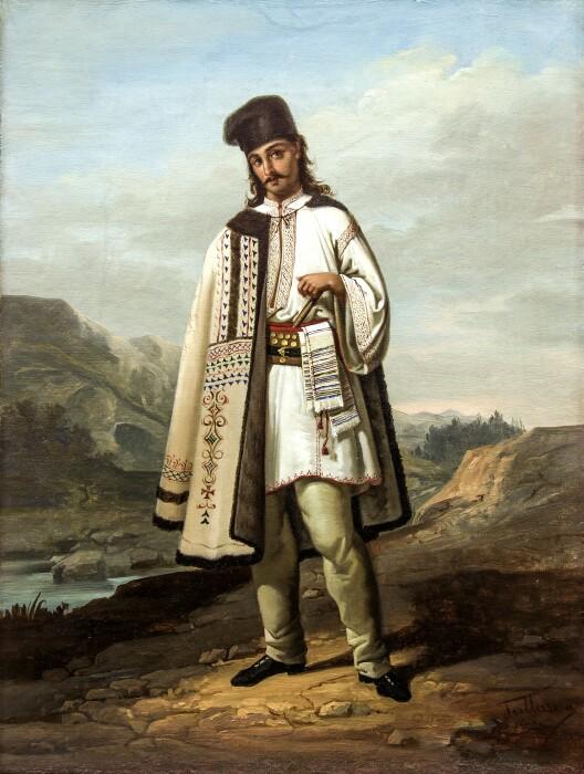 Мунтян, Георге Таттареску, 1868 год. \ Фото: google.com.