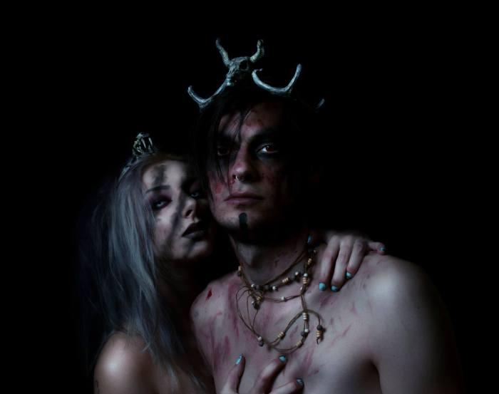Война: Король и королева. Автор: Florea Flavia.