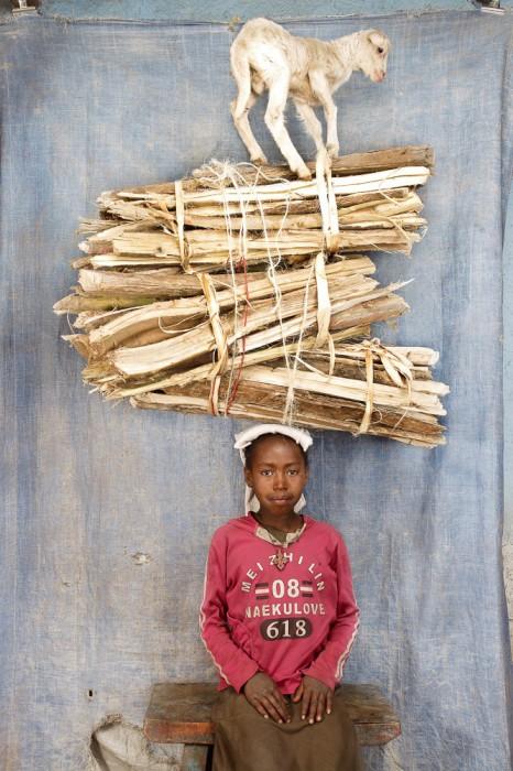 Эфиопия. Фотопроект Флориана де Лассе (Floriane de Lassee).