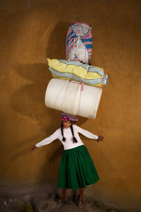 Боливия. Фотопроект Флориана де Лассе (Floriane de Lassee).