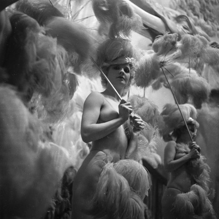 Шоу гёрлз, или зрелищные постановки с полуобнажёнными девицами в кабаре «Фоли-Бержер», 1918 - 1937 гг.