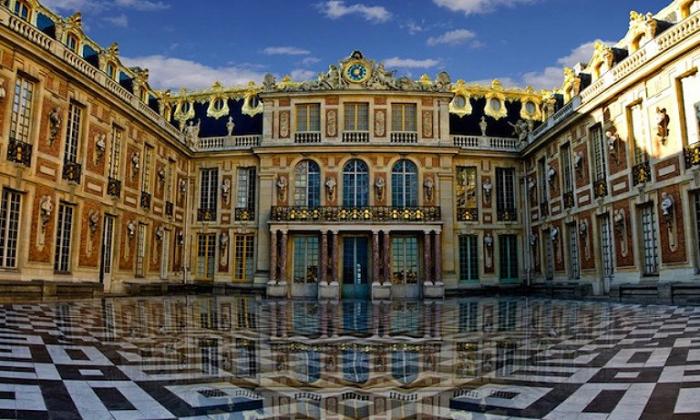 Версаль. Франция.