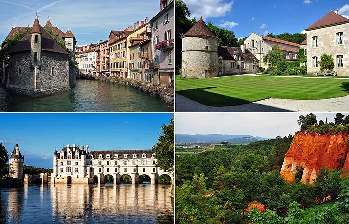 Таинственная Франция.