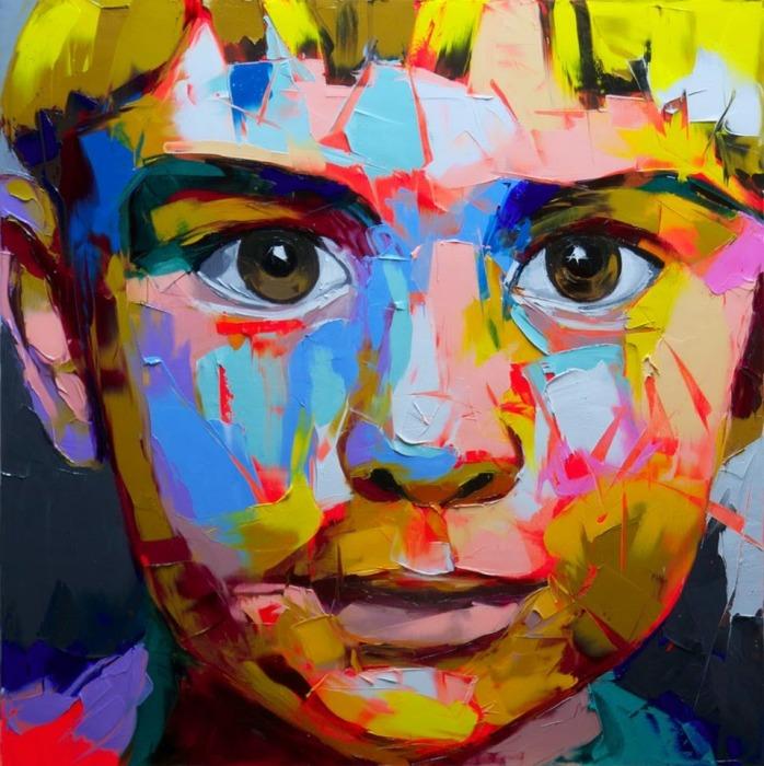 Мальчик. Автор: Francoise Nielly.