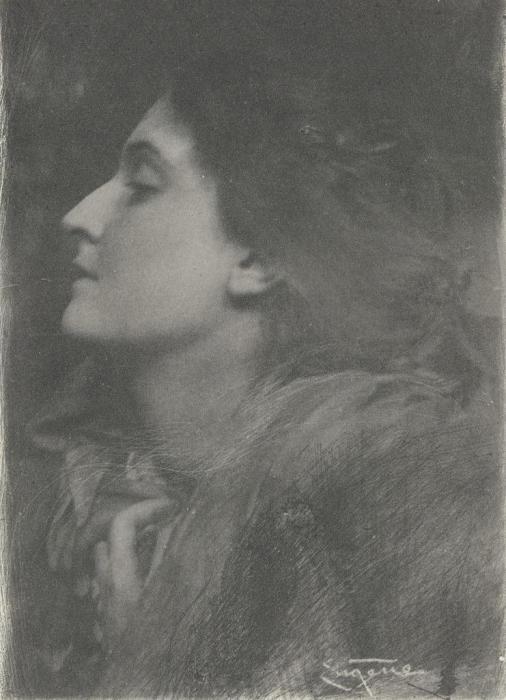 Леди Шарлотта, 1909 год. Автор: Frank Eugene.