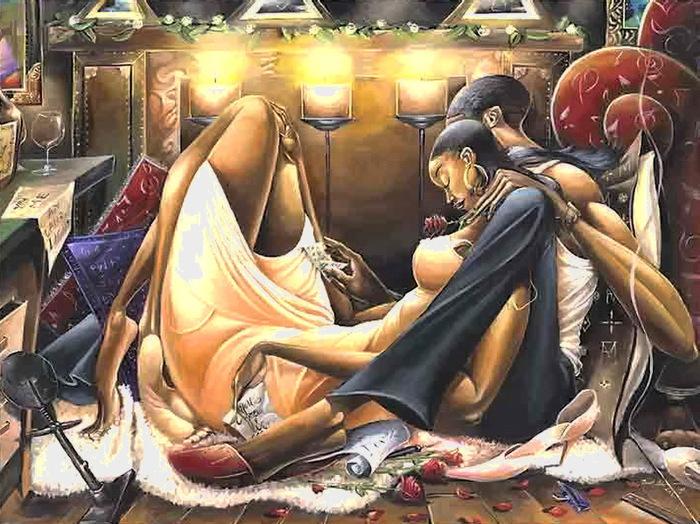 Экзотические картины в стиле знойной Африки: Танцы, драйв и пёстрые юбки