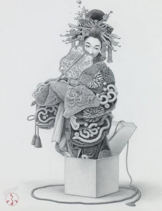 Тамакубако, 2015 год. Автор: Futaro Mitsuki.