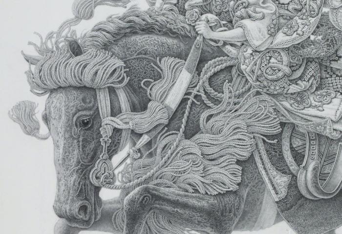 Фрагмент Удзумаки, 2014 год. Автор: Futaro Mitsuki.