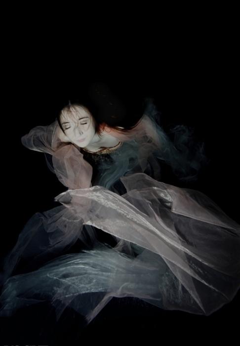 Подводный портрет. Автор: Gabriele Viertel.