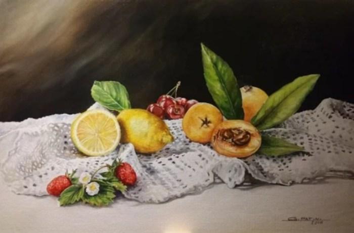 Лимоны. Автор: Gael Patin.
