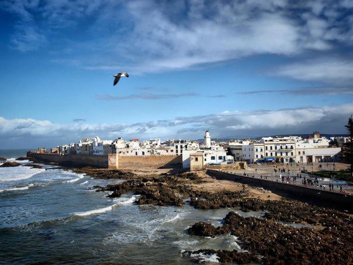 Город Астапор: Эс-Сувейра (бывший Могадор), Марокко. Автор фото: Карло Танкреди.