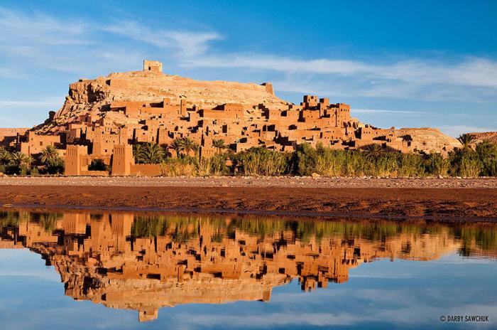 Юнкай и Пентос: Айт-Бен-Хадду, Марокко. Автор фото: Дарби Соучак.