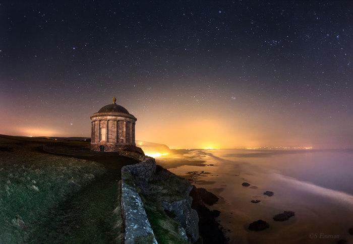 Храм Массенден, Северная Ирландия. Автор фото: Стивен Эмерсон.