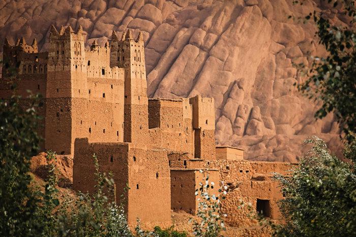 Город Пентос: Уарзазат, область Сус-Масса-Драа, Марокко. Автор фото: Тристан Кевилли.
