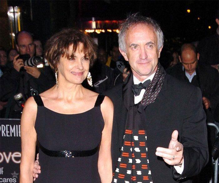 Джонотан Прайс (Его Воробейшество ) и Кейт Фахи.