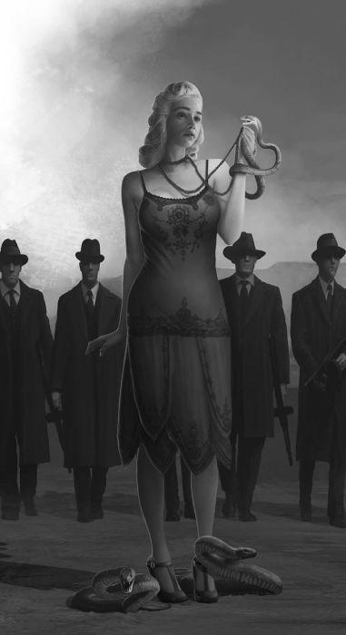 Дейенерис Таргариен. Автор: Vlad Ricean.