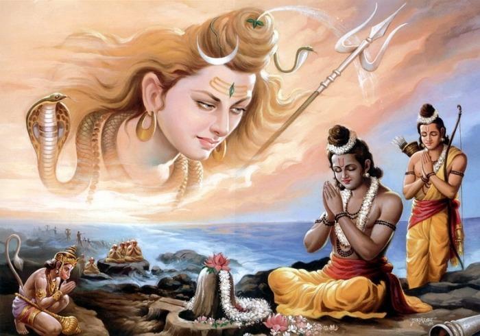 Рамаяна. \ Фото: vedic-culture.in.ua.