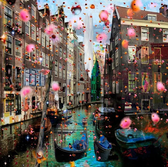 Амстердам: Опус 551. Автор: Geert Lemmers.