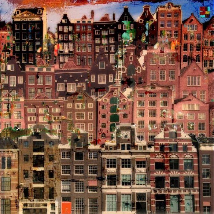Амстердам. Автор: Geert Lemmers.