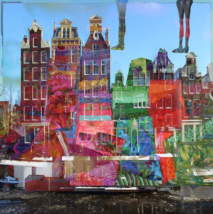 Амстердам: Опус 44. Автор: Geert Lemmers.