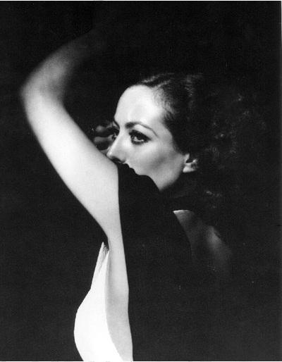 Джоан Крафорд (Joan Crawford). Автор фото: George Hurell.
