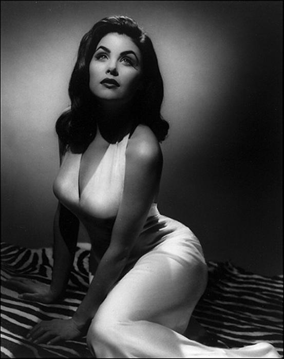 Вероника Лейк (Veronica Lake). Автор фото: George Hurell.