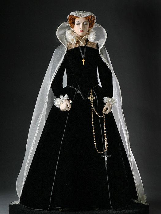 Мария I (урожденная Мария Стюарт, 8 декабря 1542 — 8 февраля 1587 года). Автор: George Stuart.