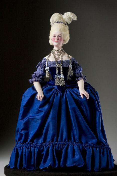 Жанна де Люз де Сен-Реми де Валуа — авантюристка (1756-1791 гг.). Автор: George Stuart.