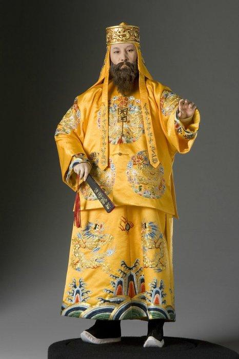 Хун Сюцюань (предположительно 1813 — 1864 гг.) — лидер Тайпинского восстания. Автор: George Stuart.